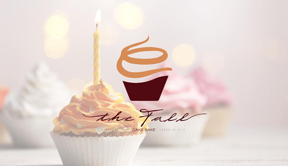 The Fall Cup Cake